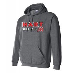 Hart Softball Gildan Heavy Blend Hooded Sweatshirt - 18500