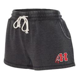 Hart Softball - Boxercraft - Women's Enzyme-Washed Rally Shorts - K11