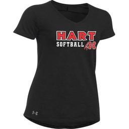 Hart Softball  Under Armour Women's Stadium Tee