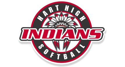 Hart Indians Softball