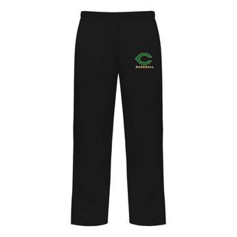 CHS Baseball - Badger  1478 - Open Bottom Fleece Pant