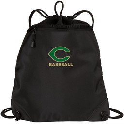 CHS Baseball Port Authority - Cinch Pack with Mesh Trim - BG810