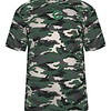 Badger CHS Baseball  Badger Camo Tee- 4181