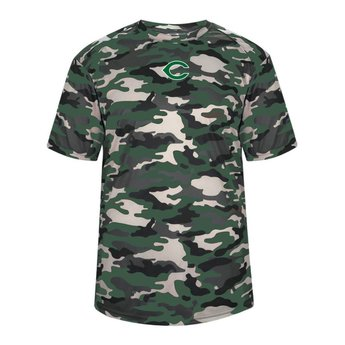 CHS Baseball  Badger Camo Tee- 4181