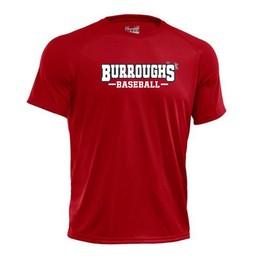 BHS Baseball Under Armour Tech Tee - 1228539
