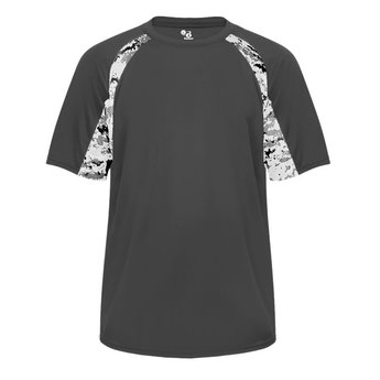 Badger Digital Hook Tee -  4140