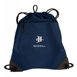 SCV Hawks Baseball PA - Cinch Pack with Mesh Trim - BG810