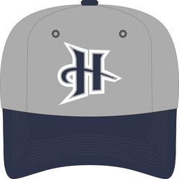 SCV Hawks PTS40 Combination  Grey/Navy Cap