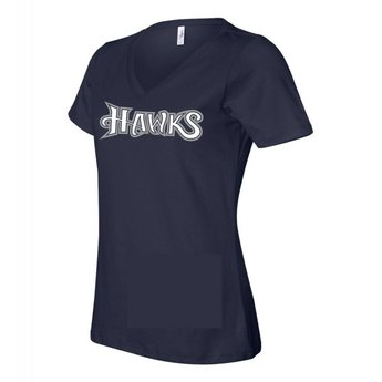 SCV Hawks Bella Ladies V-Neck
