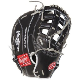 "Rawlings Heart of the Hide 12.5"" Fastpitch First Base Mitt - PROTM8SB-17BG"