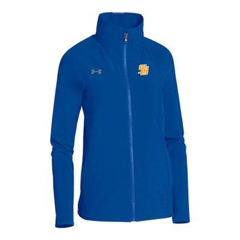 SBPP UA Ladies Woven Royal Jacket - 1295306