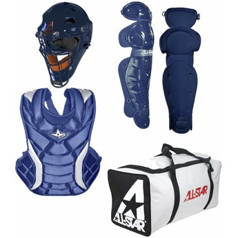 All-Star Fast Pitch Series  Catcher's Kit - CKW12.5PS