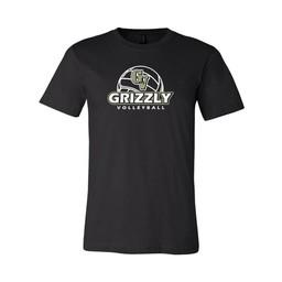 GVHS Volleyball Bella + Canvas - Unisex Short Sleeve Jersey T-Shirt - 3001