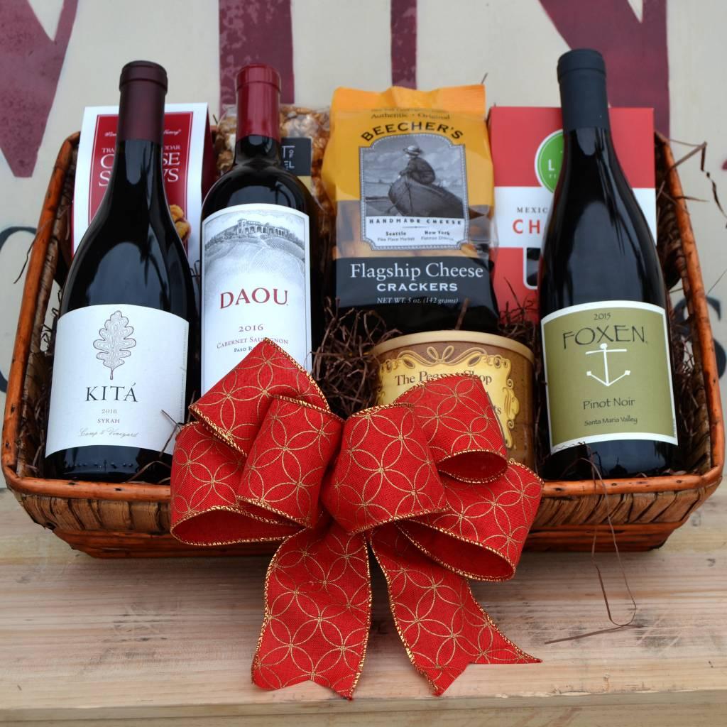 """Central Coast Weekend"" Gift Basket"