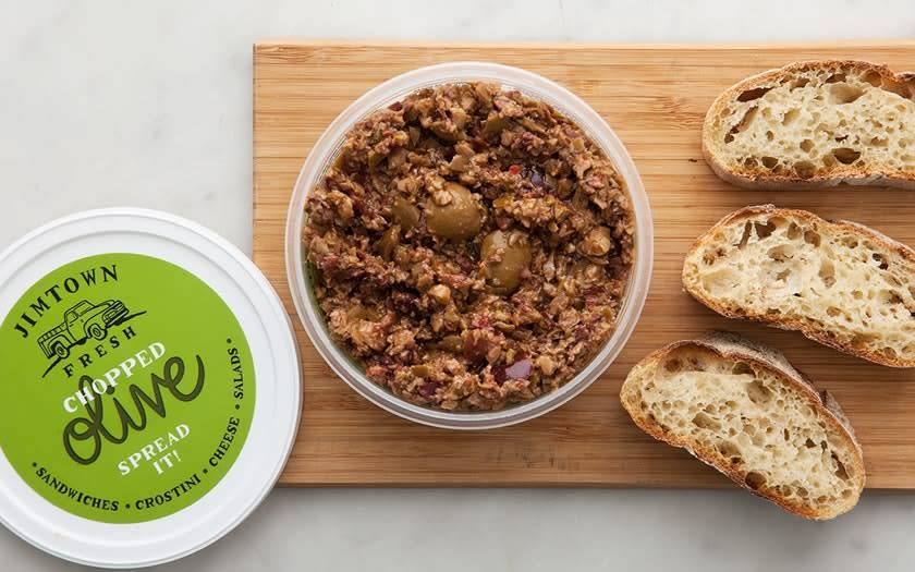 Jimtown Fresh Chopped Olive Spread
