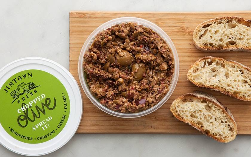 Jimtown Chopped Olive Spread