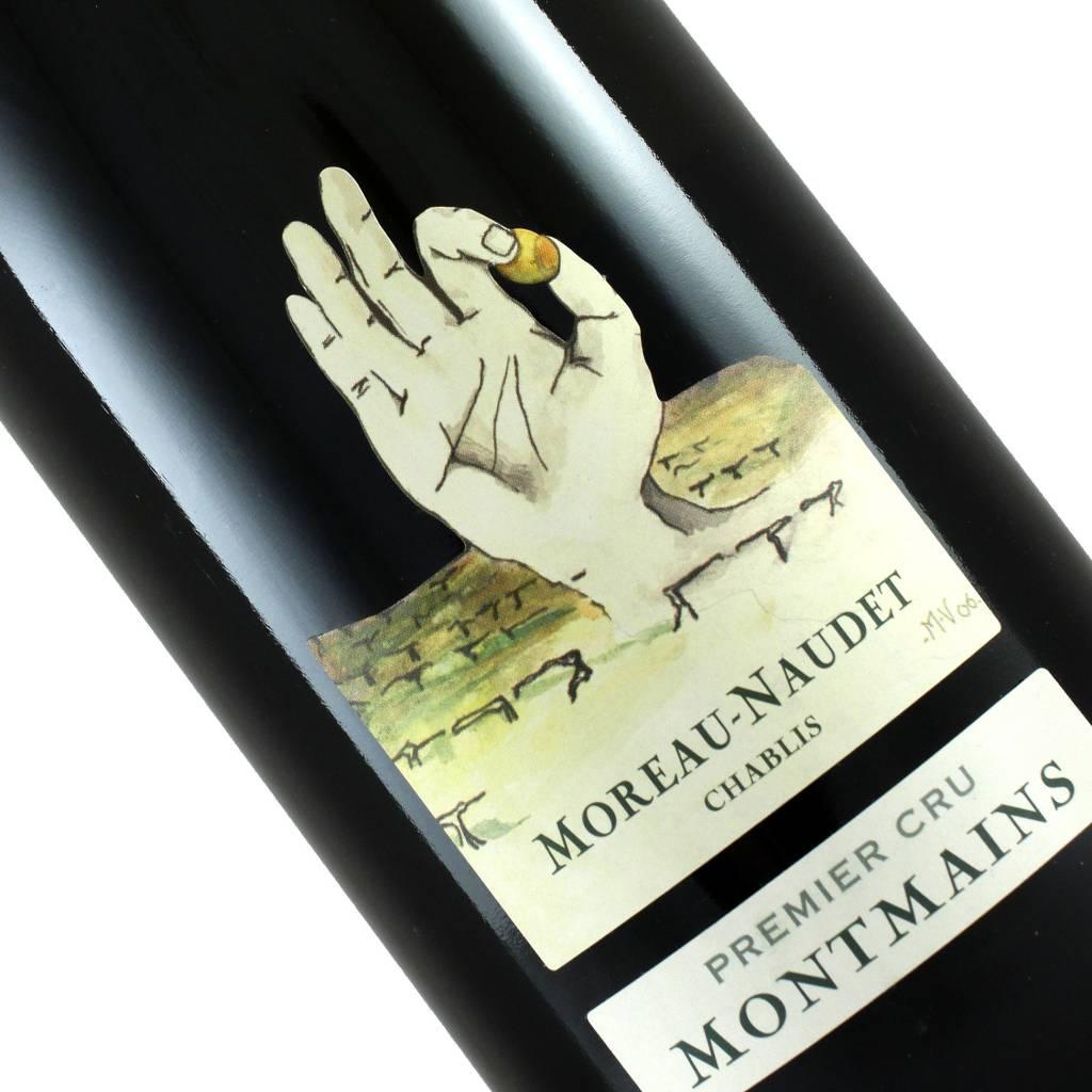 Moreau-Naudet 2015 Chablis Premier Cru Montmains, Burgundy