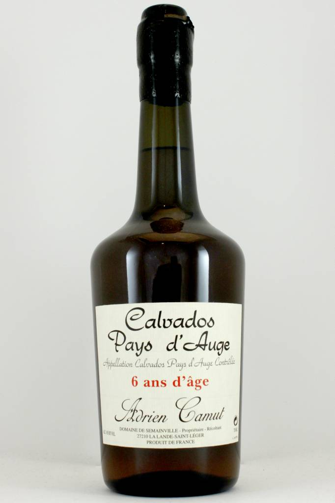Adrien Camut Calvados Pays d'Auge 6 Years