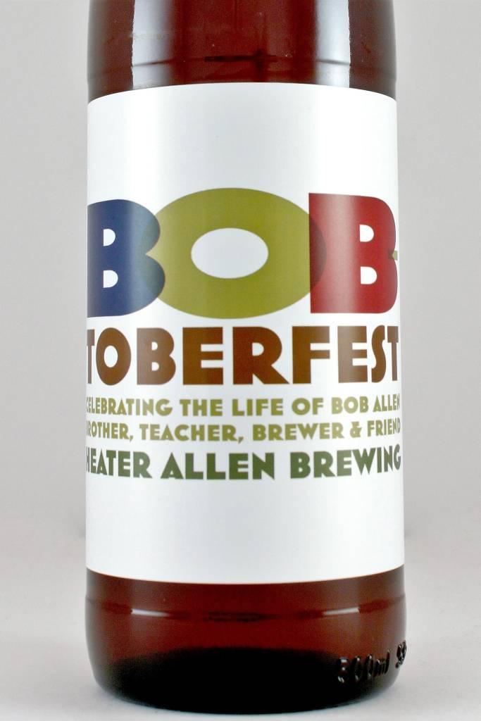 """Heater Allen Brewing """"Bobtoberfest"""" Lager"""