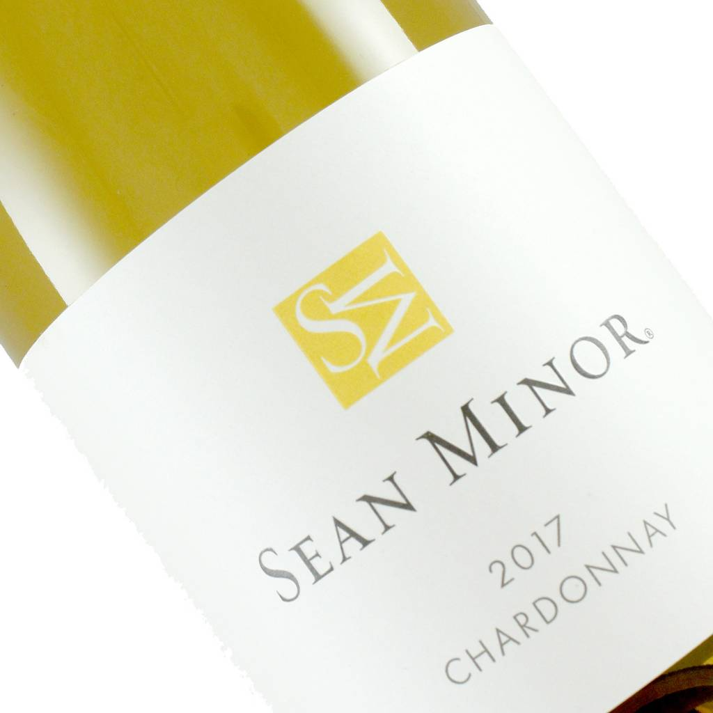 "Sean Minor 2017 Chardonnay ""Four Bears"", Central Coast"