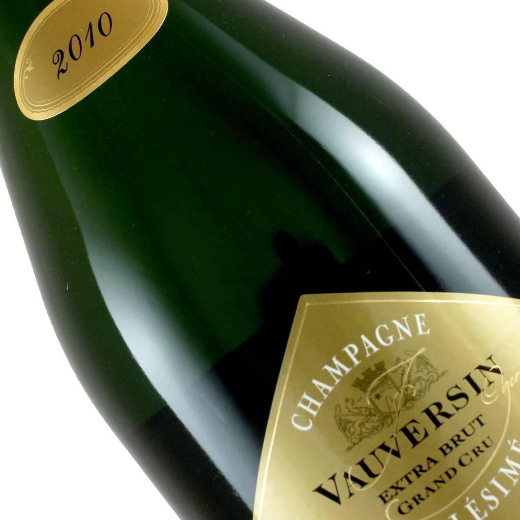 Vauversin 2010 Champagne Extra Brut Grand Cru