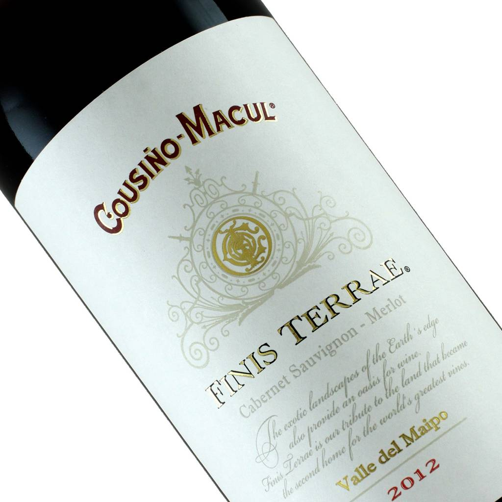 Cousino-Macul 2012 Finis Terrae, Chile
