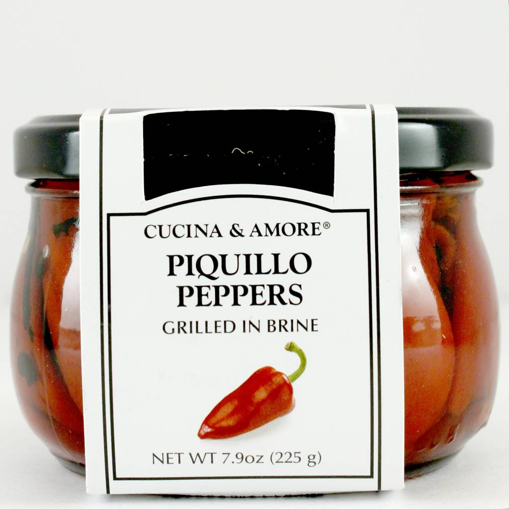Cucina & Amore Piquillo Peppers Whole