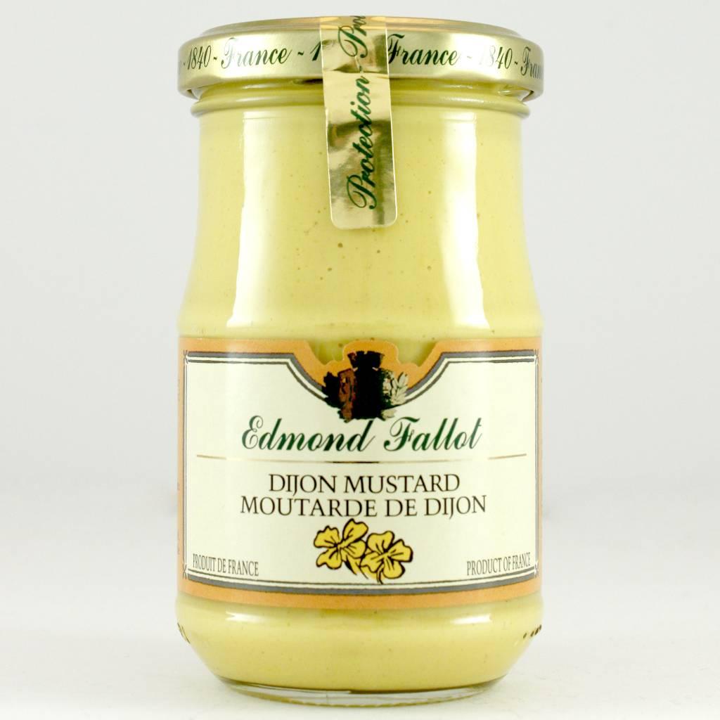 Edmond Fallot Dijon Mustard, Moutarde de Dijon 7.4 oz.
