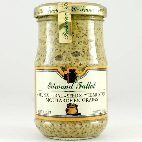 Edmond Fallot Seed Style Mustard, Moutarde en Grains