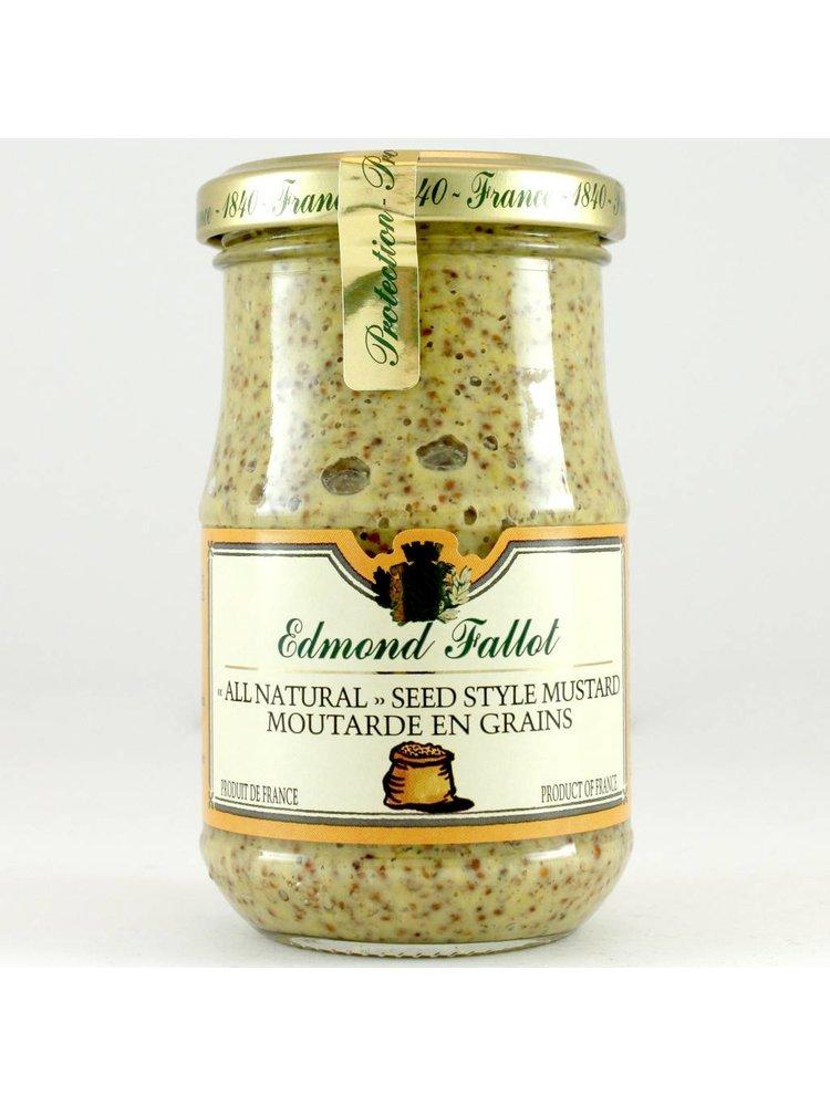 Edmond Fallot Seed Style Mustard Moutarde en Grains