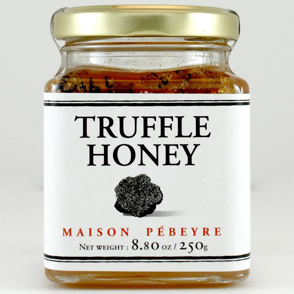 Pebeyre Summer Truffle Honey, Perigord, France, 8.8 oz.