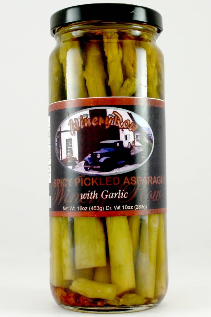 Winery Row Spicy Asparagus