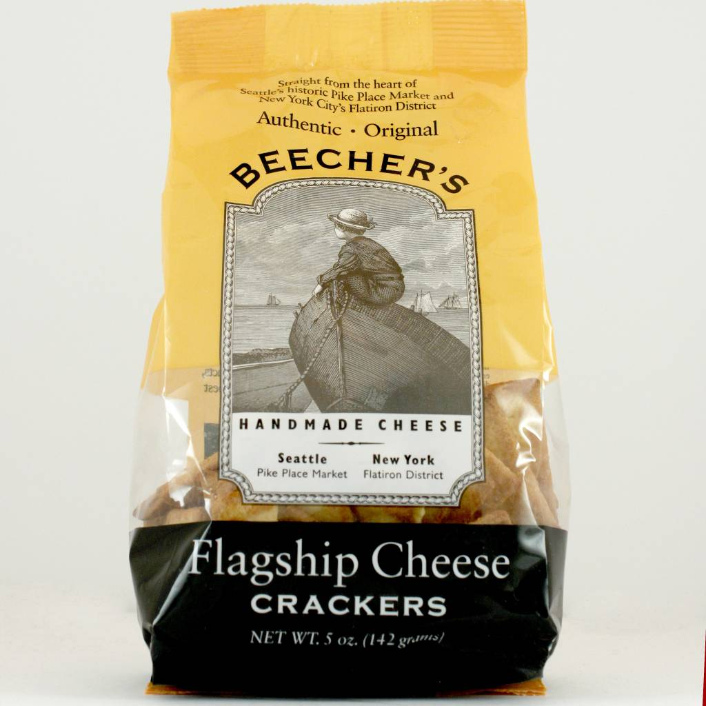 Beecher's Flagship Cheese Crackers