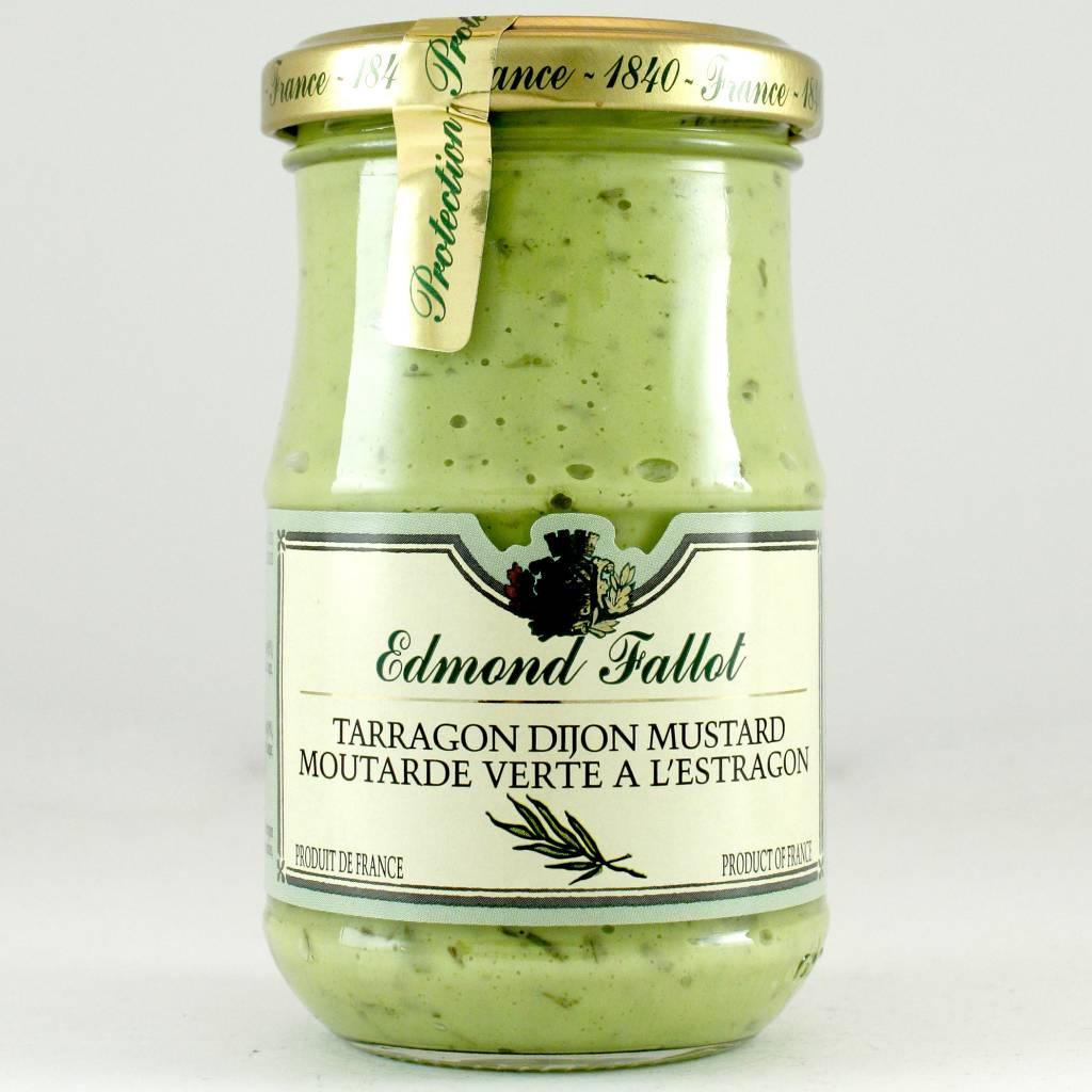 Fallot Green Tarragon Dijon Mustard