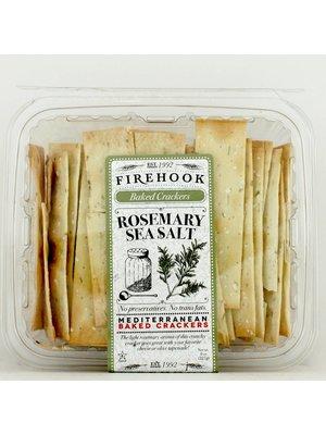 Firehook Rosemary Sea Salt Crackers