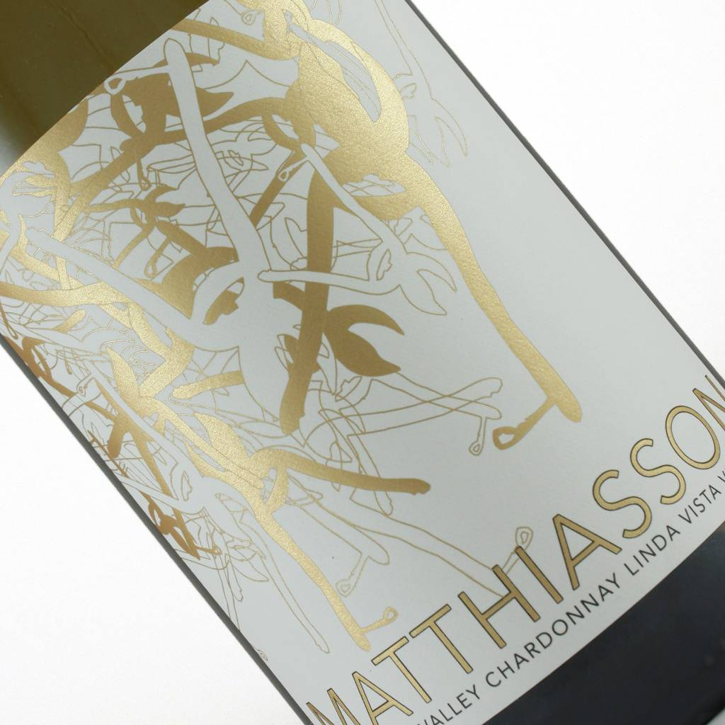 Matthiasson 2017 Chardonnay Linda Vista Vineyard, Napa Valley