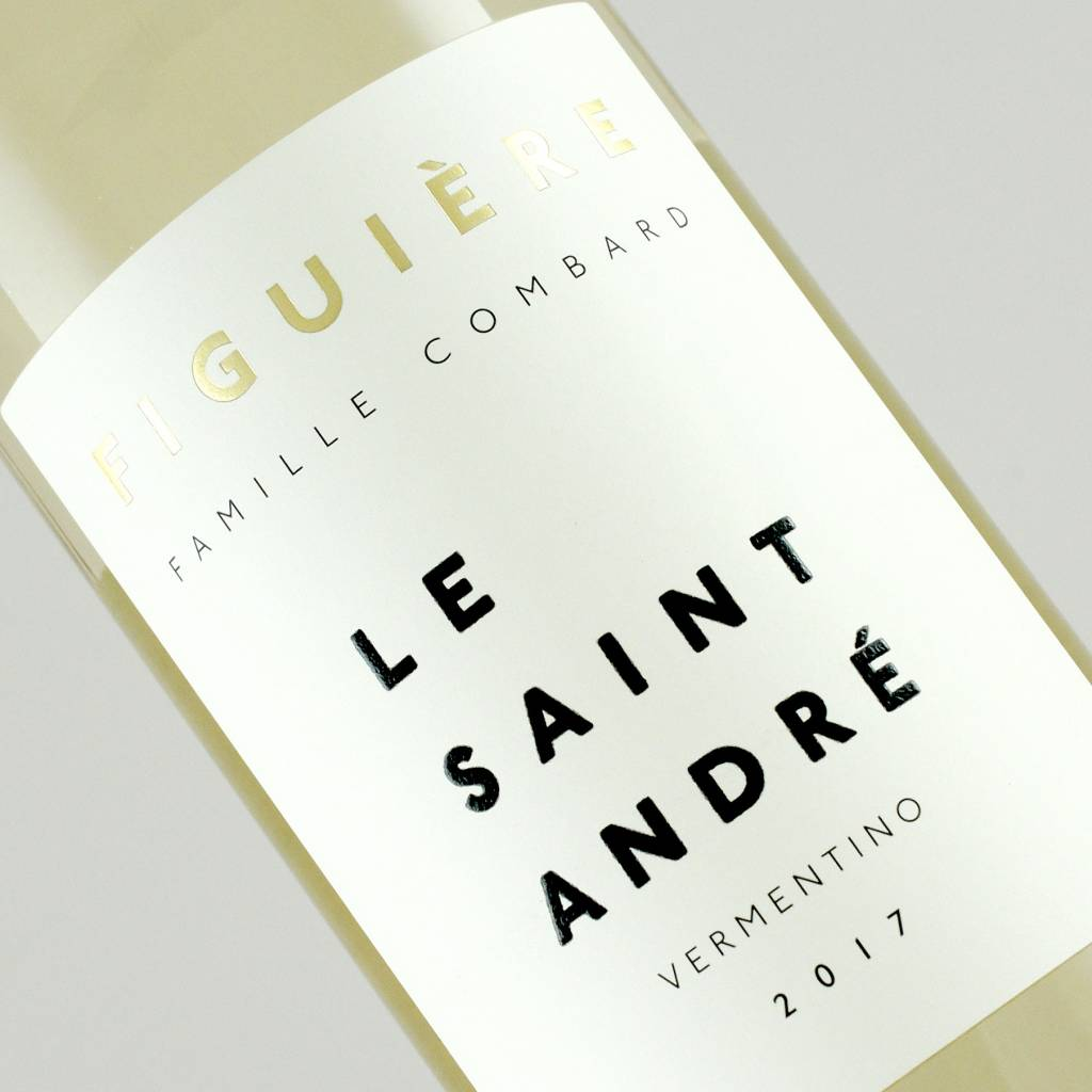 "Figuiere 2107 Vermentino ""Le Saint Andre"", France"