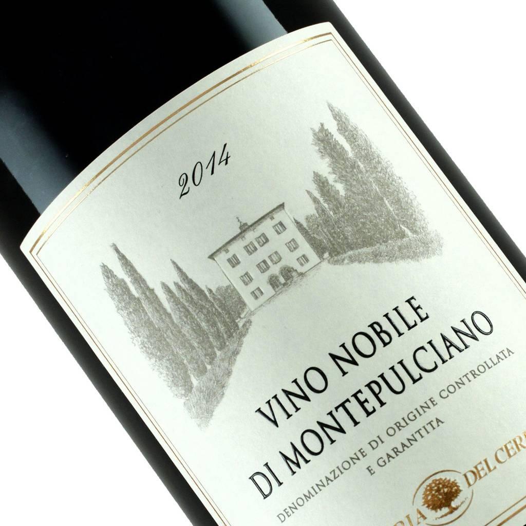 Fattoria del Cerro 2015 Vino Nobile di Montepulciano, Tuscany