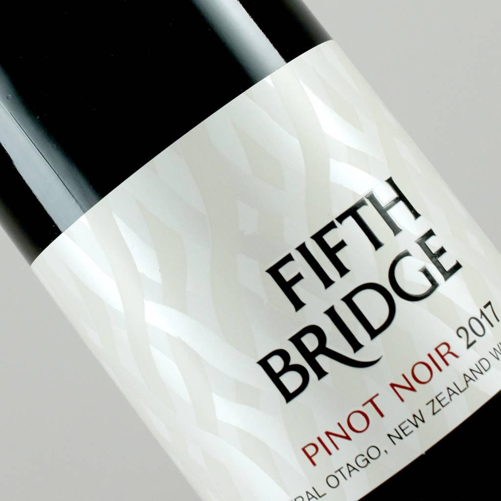 Fifth Bridge 2017 Pinot Noir Central Otago, New Zealand