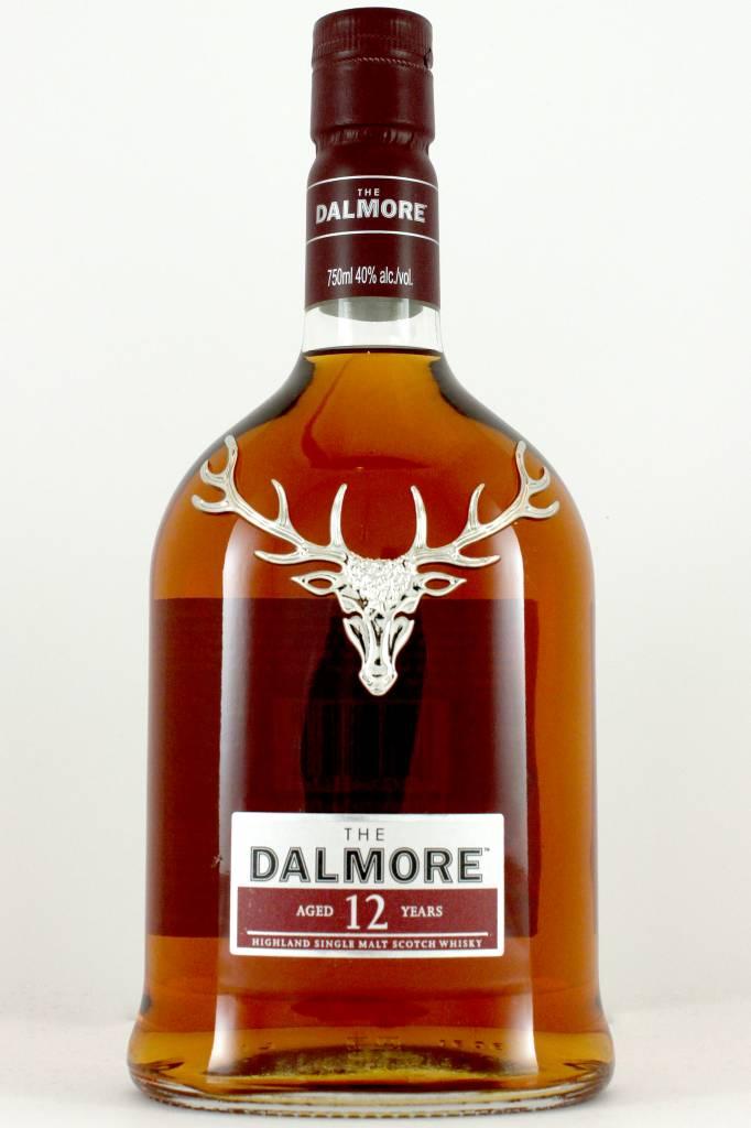 The Dalmore HIghland Single Malt Scotch Whisky Aged 12 Years