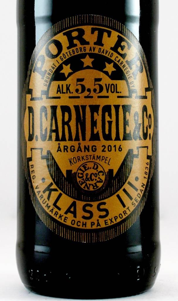 D. Carnegie & Co. Porter, Sweden