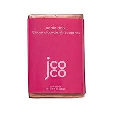 Jcoco 80% Dark Chocolate Mini