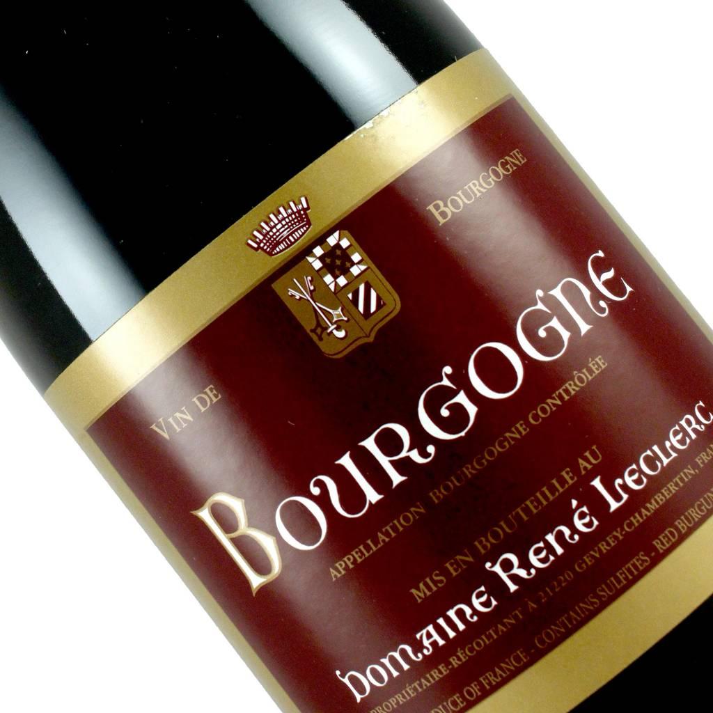 Rene LeClerc 2014 Bourgogne Pinot Noir, Burgundy