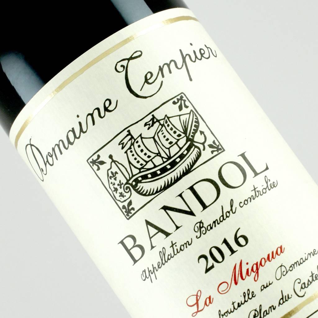 "Domaine Tempier 2016 Bandol ""La Migoua"""