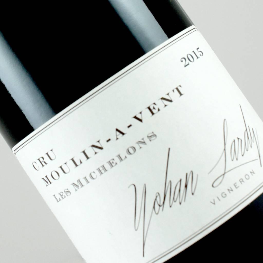 "Domaine Yohan Lardy 2015 Moulin-a-Vent Cru Beaujolais ""Les Michelons"""