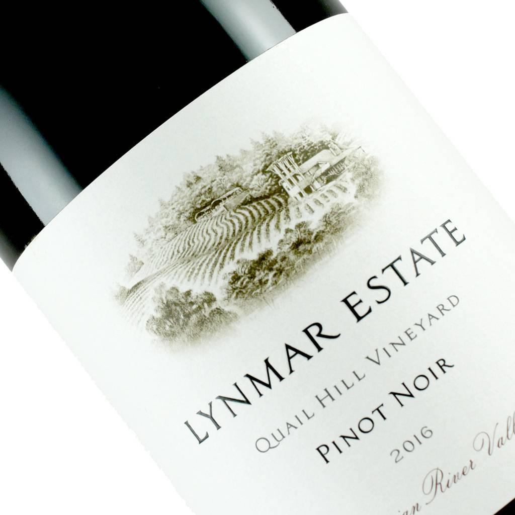 Lynmar Estate 2016 Pinot Noir Quail Hill Vineyard, Russian River Valley