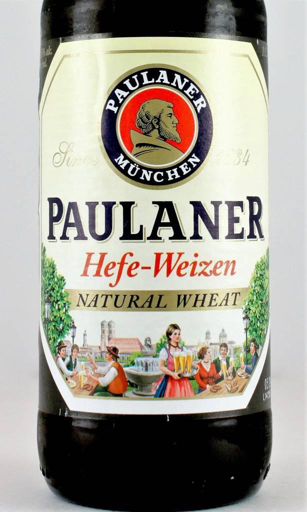"Paulaner ""Hefe"", Germany"