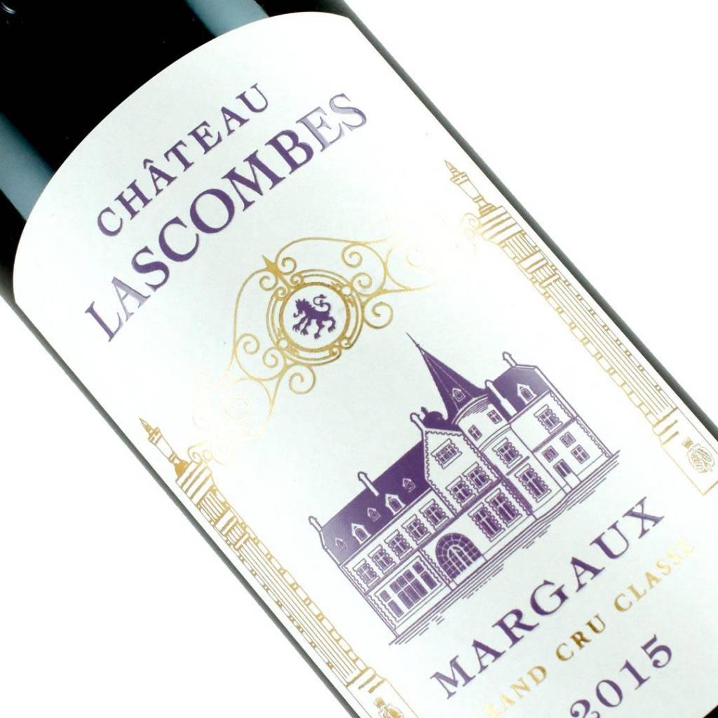 Chateau Lascombes 2015 Margaux, Bordeaux
