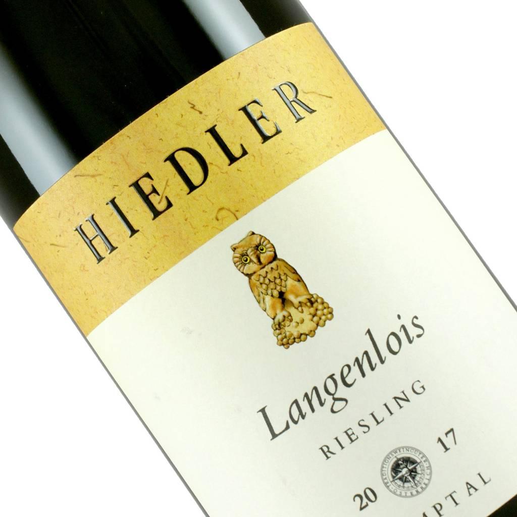 Hiedler 2017 Langenlois Riesling, Kamptal, Austria