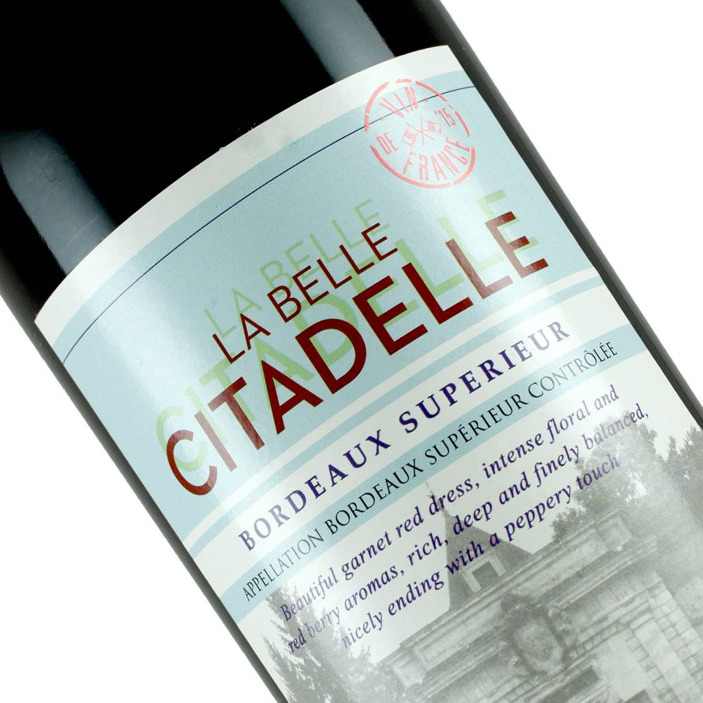 La Belle Citadelle 2015 Bordeaux Superieur
